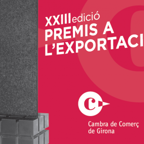 PRIZE AT THE XXIII EXPORT AWARDS